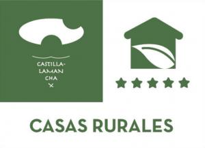 5 ESTRELLAS VERDES CASAS RURALES CASTILLA LA MANCHA